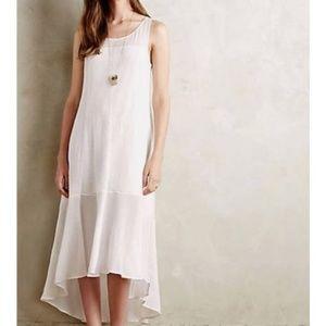 Anthropologie Leifsdottir Gauze Dress Size Small